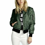 Women Stand Collar Office Party Wear Windproof Quick Dry Outdoor Jacket
