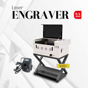 40w Co2 Laser Cutting Engraver 12andtimes16300400mm Red Dot Pointer Ce Certified