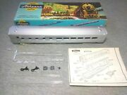 Athearn Ho Scale Undecorated Sl Diner Kit 1790 - Partially Assembled In Box Ts