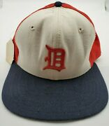 Denver Bears New Era Vintage Cap 1970and039s Expos Affiliate 6 3/4 Fitted