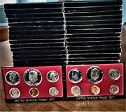 Lot Of 40 - 1976-s Proof Set United States Us Mint Original Government Packaging