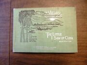 The Little I Saw Of Cuba By Burr Mcintosh 1899 Edition