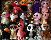 Mint Lot 105 Ty Beanie Baby Booandrsquos Boo All Different Le Rare -pick Up Only-