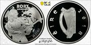 Ireland 2018 €15 Silver Proof Rory Gallagher Commemorative Coin Pcgs Pr69dcam
