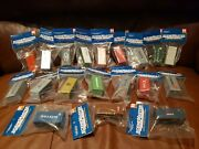 19 Walthers Scenemaster Ho Scale 20' Lot Smooth And Rib Side Container Flat Panel