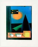 Joseph Cornell Untitled How To Make A Rainbow 1972. Signed Numbered Print