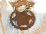 Old Admiral Dewey Did It Manila For The Maine Military Pin Medal