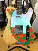Fender Mex Jimmy Page Tele Rw Nat Electric Guitar