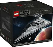 Lego Ucs Imperial Star Destroyer Set 75252 New Free World Wide Delivery