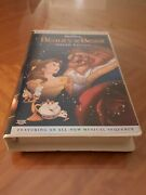 Beauty And The Beast Vhs Platinum Special Edition Preowned Like New