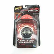 Nerf Firevision Hyper Bounce Ball And Red Firevision Frames - New Open Box