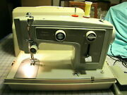Kenmore 1250 Sewing Machine Heavy Duty 148.12500 With Case