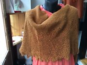 Salamanca Wool Shop Sulco Lace Poncho Womenand039s Clothing