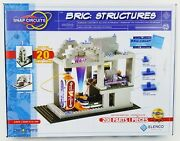 Elenco Snap Circuits Scbric1 Electronic Bric Structures Circuitsafe 200 Parts