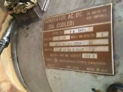 Westinghouse 9771175-2 Ac Generator Oh No Tag
