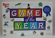 1997 Game Of The Year University Games 01820 Vintage - Brand New