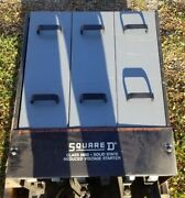 250 Hp Square D Class 8660 Solid State Reduced Voltage Motor Starter