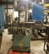 Brown And Sharpe 6x18 Micromaster Hydraulic Feed Surface Grinder Permanent Chuck