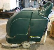 Tennant 12v Battery 1701 Nobles Speed Scrub Plus 17 Floor Scrubber W/charger