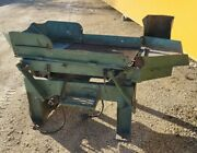 Vibratory Screen Separator W/16and039and039 X 30and039and039 Working Separation Area 208-220/440v