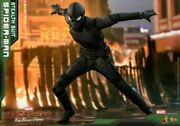 Hot Toys Mms540 1/6 Spider-man Sneak Stealth Battle Suit Action Figure Doll Toy