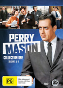 Perry Mason Collection One - Seasons 1-3