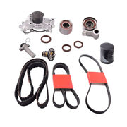 Timing Belt Water Pump Kit Fit For 94-2004 Toyota Avalon Solara Camry 3.0l 1mzfe