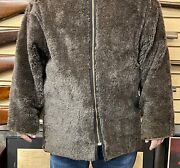 Vintage Wwii Military Parka Field Cold Weather Coat Jacket Cover Mens Long
