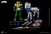 King Arts Dfs072 Jeeg And Flying Horse Action Figure Instock