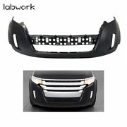 For 2011-2014 Ford Edge Quality Elaborate Front Bumper Cover Fascia Replacement