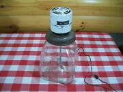 Vintage 1950and039s Standard Electric Churn Tested And Works Model Jc Made In Usa
