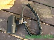 Military Army Truck Utility Interior Cockpit Blue/white Light 3 Pin Connector