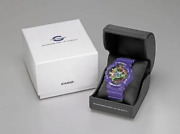 Casio G-shock Evangelion Rare And Replacement Band And Bezel Ga-110ev-6ajr Brand New