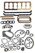 1934-1960 Dodge And Plymouth | 201 218 230 | Full Engine Gasket Set | Best Gasket