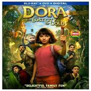Dora And The Lost City Of Gold Blu-ray + Dvd + Digital Copy