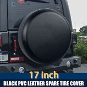 17inch Size Xl Wheel Tire Cover Spare Tire Cover Fit For Car Truck Jeep Wrangler