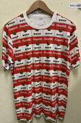 Supreme X Andy Warhol Campbell's Soup T-shirt White Size Medium M Vintage Tee