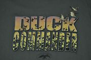 T-shirt Large Duck Commander Duck Calls Dynasty 22.5 Inches Pit To Pit