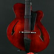 Eastman Pg1 Pagelli Signature Series Archtop Guitar L2000575