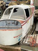 Piper P A28-140 Good Aircraft Parts/not Working