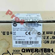2012 Us Stock Allen-bradley Micrologix 1000 20 Point Controller 1761-l20bwa-5a