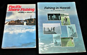 Hawaii Signed Pacific Shore Fishing By Mike Sakamoto 1991+ Student Manual