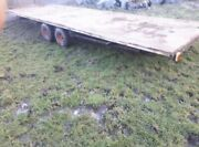 21 Tf X 7 Trailer For Carrying Containers Lovely Flatbed