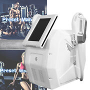 Emslim Body Contouting Machine 7 Tesla Muscle Building Fat Burning Fat Removal