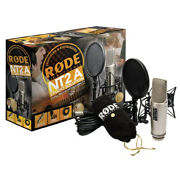 [domestic Genuine] Rode Microphones Road Microphones Nt2-a Condenser Microphone