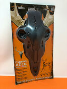 Carbon Buck Antler Mount Deer Hunting Accessories Do All Outdoors Brand New