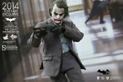 The Joker Bank Robber Version 2.0 Sixth Scale Hot Toys Movie Masterpiece New
