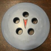 Pontiac Firebird 10017895 Oem Wheel Center Rim Cap Hub Cover Knight Rider Blue