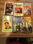 Complete Set Of 23 Man From Uncle Tv Ace Book Lot Includes 1-19 20 21 22 23 Abc