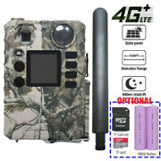 Boly 4g Cellular Trail Camera Wildlife Hunting Scout Camera Mms Gps Attandt Mobile
